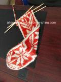 Носки тапочки модного нового колена Knit мягкой руки конструкции комфортабельного высокие