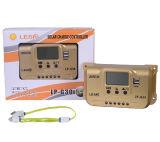 太陽電池パネルシステム12V/24自動PWM 30A充電器のコントローラ