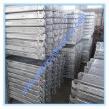 Planche durable sûre d'échafaudage pour la construction