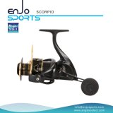 回るか、または固定スプールの釣り道具の巻き枠(SFS-SO400)