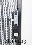 Cercos do gabinete da rede do frame aberto da série de um Zt HS de 19 polegadas usados no Micro-Module