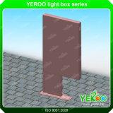 Aluminio publicitario vendedor caliente Lightbox de Euipment del uso al aire libre