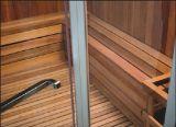 Sauna combinada vapor para Multi-Person com personalização (AT-8621)