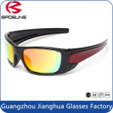 Солнечные очки сопротивления удара Revo покрытия высокого качества задействуя поляризовывали
