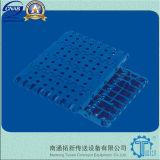 Bande de conveyeur 1000 modulaire en plastique avec Positrack