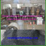 Печь углероживания шелухи риса опилк деревянного угля непрерывная, печка углероживания