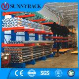 Fabricante Cantilever da cremalheira do armazenamento pesado do armazém de Dutay