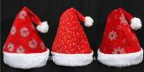 Sombrero de la felpa de Navidad para adultos y niños