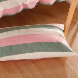 リゾートのための製造業者の綿の緑の羽毛布団セット