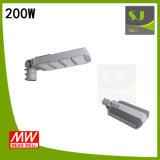 LED-Straßen-Licht-hohe Helligkeit IP67 imprägniern Aluminium200w Straßen-Licht 200watt der Baugruppen-LED