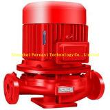Neue vertikale einstufige Feuer-Pumpe