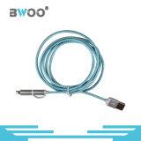 Buntes Mutil 2 in 1 USB-Verbinder-Daten und in Aufladeeinheits-Synchronisierung