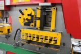 De hydraulische Gecombineerde Machine van het Ponsen & het Scheren met Ce- Certificaat (q35y-20)