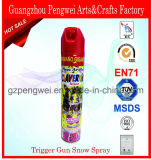 500ml Carnival Trigger Gun Snow Spray