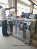 Alta calidad de plástico automática de llenado y sellado de ampolletas Máquina