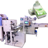 Macchina del tessuto della casella della macchina dei prodotti dell'imballaggio del tessuto del tovagliolo