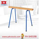 Tabela de trabalho Foldable do Sawhorse dos pés da tabela de cavalete (YH-SH019B)