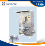 Máquina que capsula de relleno de la leche de la bolsita para la venta