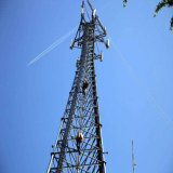 башня телекоммуникаций 100m