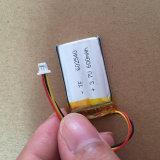 Fabriqué avec Ntc 600mAh Li-Polymer Battery 622540 3.7V pour Portable Set-Top Box