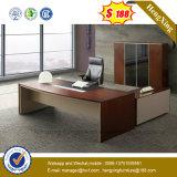 현대 행정상 책상 멜라민에 의하여 박판으로 만들어지는 MDF 관리 사무소 책상 (NS-ND011)