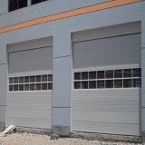Portelli industriali sezionali automatici della fabbrica