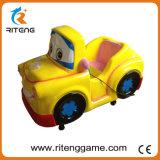 Het elektrische Muntstuk van de Auto stelde de Machine van het Spel van de Rit van het Jonge geitje in werking