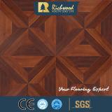 Revêtement de sol stratifié en bois stratifié en bois de vinyle de 8,3 mm pour ménage