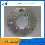 De Precisie CNC die van de Aanbieding van China de Flens van het Roestvrij staal machinaal bewerken