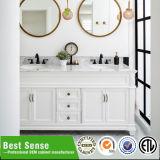 オーストラリア様式の実質の木製の浴室の家具