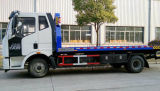 FAW Één Belemmering Twee Weg - de Vrachtwagen van de Verwijdering van het Blok