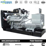 Deutz industrial Genset 50kVA con el motor de Dalian, UE efectúa con Ce