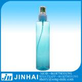 250ml esvaziam o frasco redondo da bomba da loção dos frascos do plástico da lavagem da mão