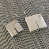Selos da asa do aço inoxidável de 3/4 de polegada, selos de alumínio da asa, selos de aço galvanizados da asa