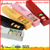 Caja de embalaje linda de la categoría alimenticia de la impresión para las tortas