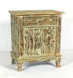 Мебели комнаты села шкаф живущий деревянной затрапезный шикарный с ящиком
