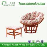 정원 가구를 위한 등나무 레이다 의자 여가 등나무 의자