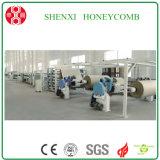 Cadena de producción caliente de la base de panal del papel de la venta