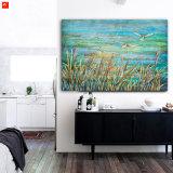 Het Olieverfschilderij van het landschap voor het Decor van het Huis