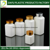 пластичная квадратная бутылка HDPE 50ml-250ml