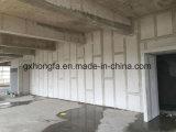 Machine à panneaux muraux à moulage vertical à mousse de type manuel