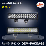 UTV LED Light Bar, Offroad Light Bar pour VTT, SUV, camion 90W 12V 24V