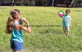 Flausch-Kugel-und Fang-Spiel-Wurf und Fang-Sport-Spiel eingestellt für Kinder und Erwachsenen mit Balls& Griff-Handschuhen
