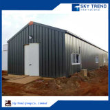 건축 디자인 강철 구조물 Prefabricated 창고