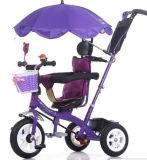 A chegada nova 4 em 1 triciclo de crianças caçoa o triciclo do bebê do triciclo
