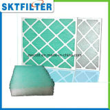 Pre air filter Cardboard filter for Spray Booth
