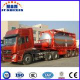 химически въедливый ядовитый жидкостный контейнер бака 24000L с ISO Csc