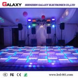 Visualización de LED interactiva de P6.25/P8.928 Dance Floor con la pantalla sensitiva al contacto del LED