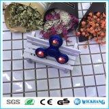 Qualitäts-Peilung EDC-Unruhe-Spinner-Aluminiumlegierung-Finger-Spielzeug-Fokus Adhd Autismus-Handspielzeug