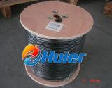 Câble coaxial de liaison chaud de la vente Rg59 Rg11 RG6/U des prix bon marché